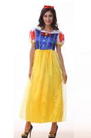 Women Snow White Costume L15297