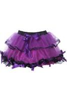 Purple   Petticoat TY031-1