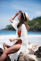 Kaftan Beach Cover Up