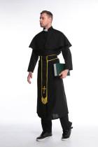 Cosplay Halloween Costume Sorcerer Suit L15346
