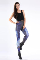 Blue Galaxy Leggings L8744