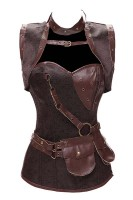 Vintage Gothic Corsets And Bustiers
