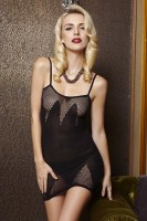 Sexy Black Babydoll Without G-string L2681