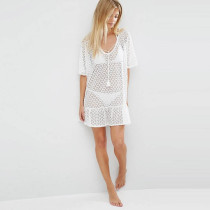 2017 New Lace Swimsuit Cover Ups 38491