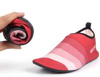 Striped Beach Swim Shoes 012-2
