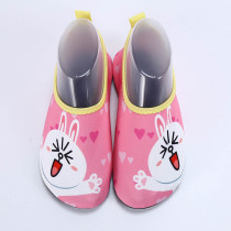 Rabbit Printed Lovely Kids Beach Shoes 0809