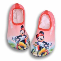 Mickey Printed Lovely Kids Beach Shoes 0807-1