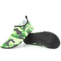 Camouflage Beach Swim Shoes 0813-2