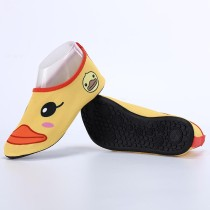 Duck Printed Lovely Kids Beach Shoes 0811