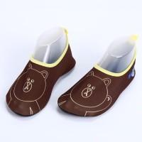 Bear Printed Lovely Kids Beach Shoes 0810
