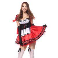 Little Red Riding Hood Halloween Costume 1016