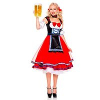 Oktoberfest Beer Girl costume 1032-2