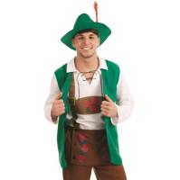 Adult Traditional Bavarian Man Costume 1027