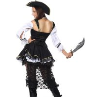 Deluxe Sultry Swashbuckler Adult Costume 1061