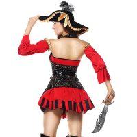 Spanish Pirate Costume 1053