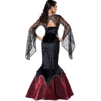 Elite Piercing Beauty Vampiress Womens Costume