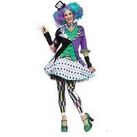 Women's Mad Hatter Costume