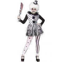 Killer Clown Women's Costume