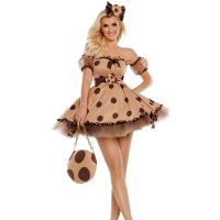 Women Sexy Waitress Outfit