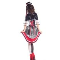 Deluxe Harlequin Costume