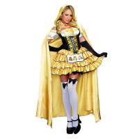 Sassy Goldilocks Adult Womens Costume