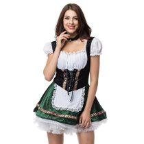 4XL Plus Size German Bavarian Beer Girl Costume
