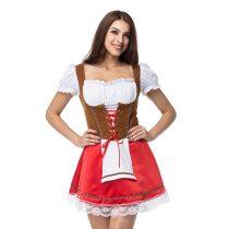 Sexy German Dirndl Dress