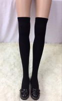 Women's Nylon Black Tights Stocking