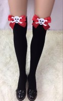 Halloween Schoolgirl Tights Stocking