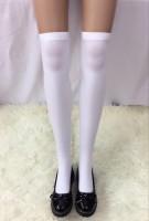 Women's Nylon White Tights Stocking