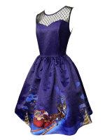 Vestidos Merry Christmas Dress