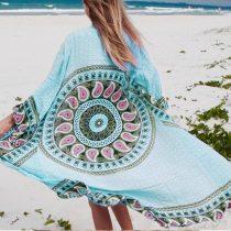 Aqua Mandala Long Beach Kimono