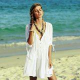 Roamer Play Dress White