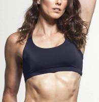 Women Strappy Back Sports Bra