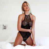 2018 Quality Women Seductive Lace Bodysuits