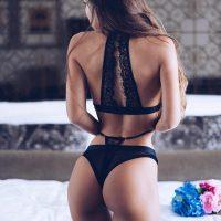 Women Lace Bralette Lingerie Sets
