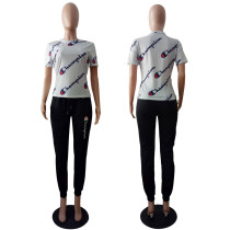 Fashionable Casual Printed Shirt