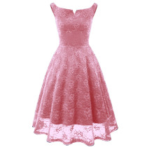 Women's Vintage Cocktail Bridesmaid Dress