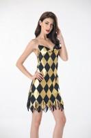 Hot Harley Quinn Dancer Dress