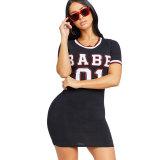Black Babe Mini Dress
