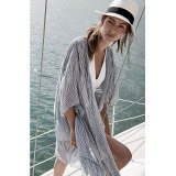 Tassel Loose Beach Cardigan