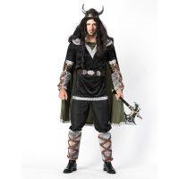 Men Cow Devil Cosplay Costume