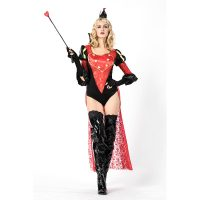 Sexy Queen of Hearts Cosplay Costume