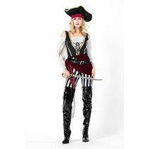 Sexy Women Pirate Cosplay Costume