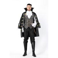 Men Halloween Carnival Vampire Cosplay Costume