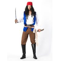 Men Pirates Of The Caribbean Costume