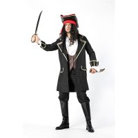 Pirates of the Caribbean Coutume