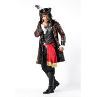 Men Pirates Of The Caribbean Costume