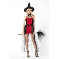 Women Witch Cosplay Halloween Costume