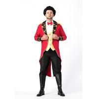 Men Magician Cosplay Halloween Costume